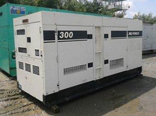 Máy phát điện Hino