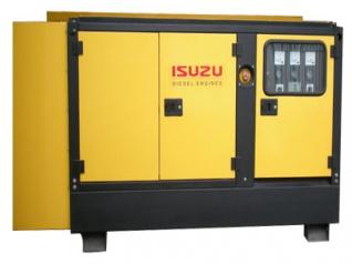 Bảng giá máy phát điện isuzu