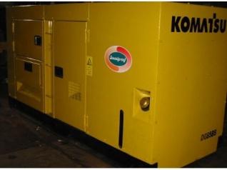 Bảng giá máy phát điện Komatsu