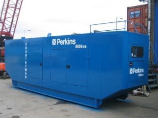 Bảng giá máy phát điện Perkins