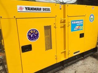 Bảng giá máy phát điện Yanmar