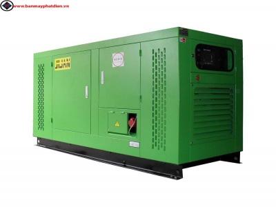 Máy phát điện cũ 125kva cummins