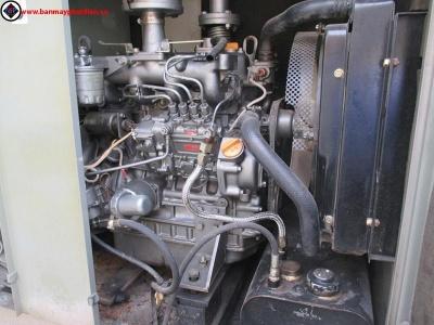 Máy phát điện Mitsubishi 25kva