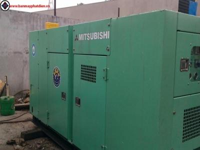 Máy phát điện cũ 80kva mitsubishi