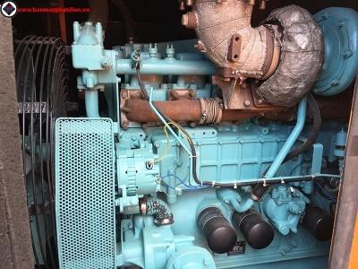 Máy phát điện cũ 400kva perkins