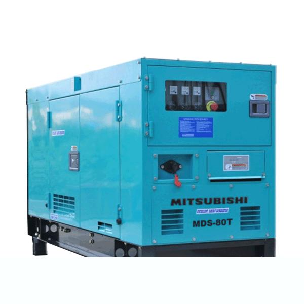 Sửa chữa máy phát điện cũ 80kva mitsubishi nhập khẩu - Đà nẵng
