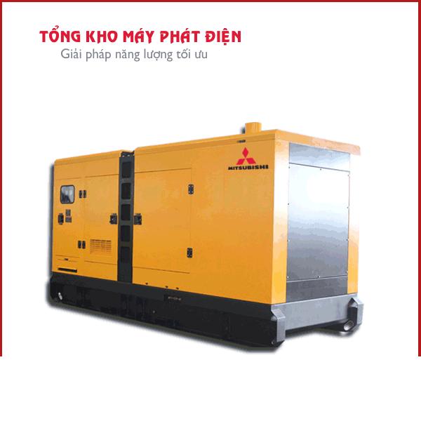 Mua máy phát điện cũ 200kva mitsubishi giá rẻ nhất - Hà Nội
