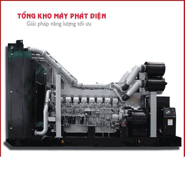 Đồng Nai - Cần bán máy phát điện cũ 750kva mitsubishi nhập khẩu