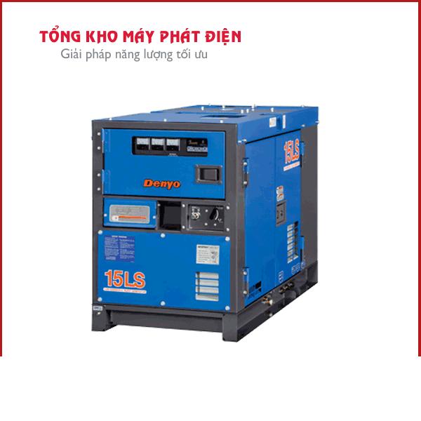 Sửa chữa máy phát điện cũ 13kva denyo uy tín - Đồng Nai