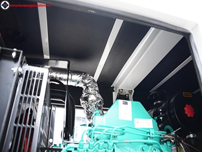 Máy phát điện Cummins 65kva - 5