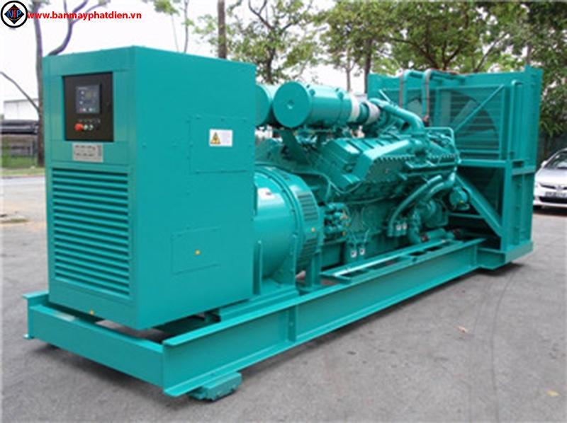 Máy phát điện Cummins 900kva - 1