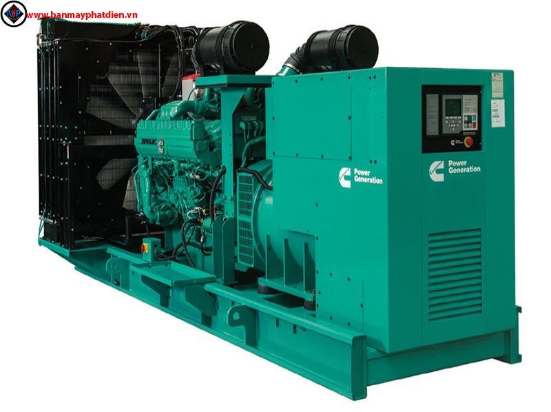 Máy phát điện Cummins 900kva - 0